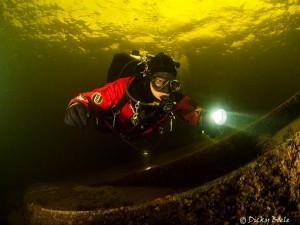 Stans onderwater
