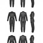 LF onderpak pink-lime-grijs voor-achter-zijkant