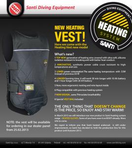 Newsletter New Heating Vest ENG